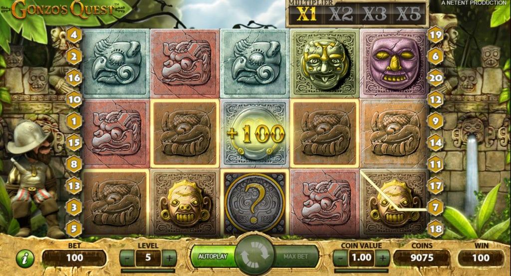 обзор gonzo's quest от pin up casino